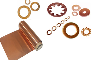 Beryllium Copper Shims Manufacturers